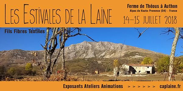 Réservations VISITEURS - Les Estivales de la Laine 2018 - Cap Laine