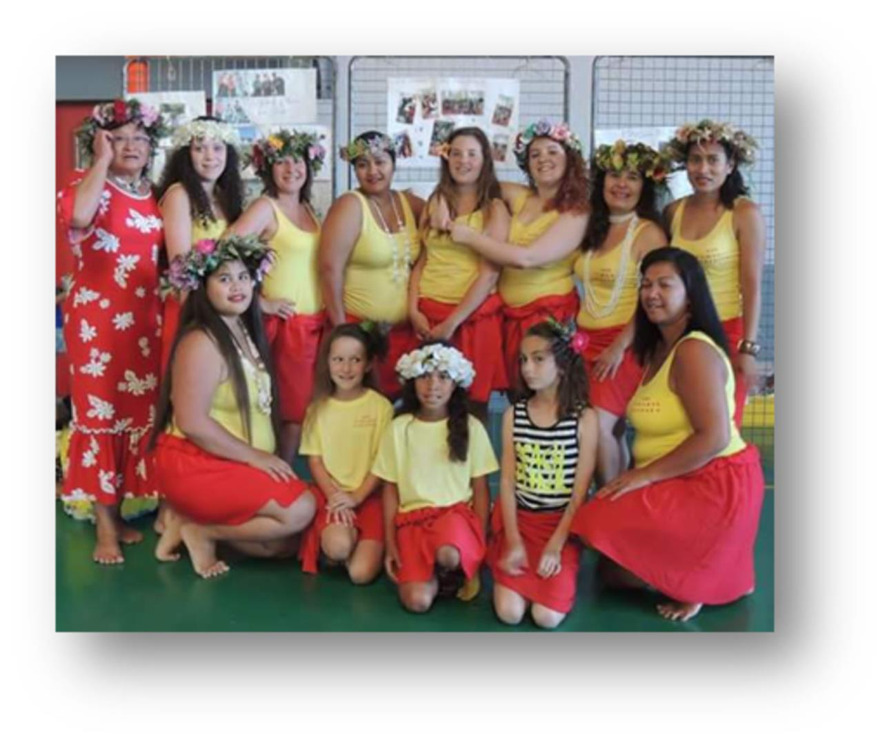 A Tarbes, DANSE TAHITIENNE. Avec l'association TAMARII PATITIFA. La culture, les cours de danses ,. les spectacles Polynésiens dans votre région - Association TAMARII PATITIFA
