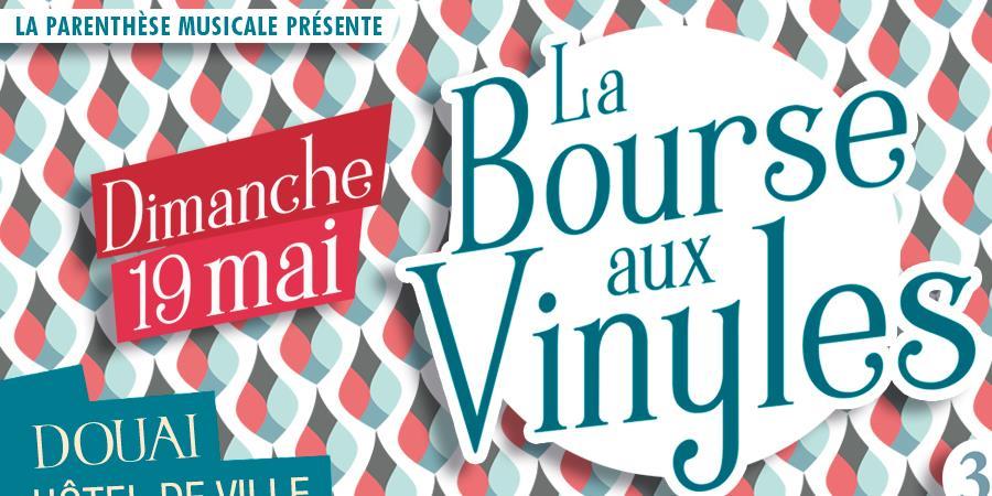 Bourse aux vinyles de Douai - 2019 - La Parenthèse Musicale