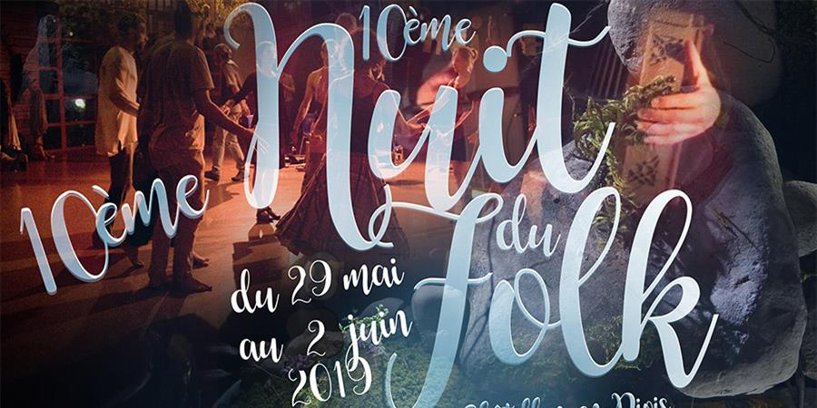 10ème Nuit du Folk Dioise - folk en diois
