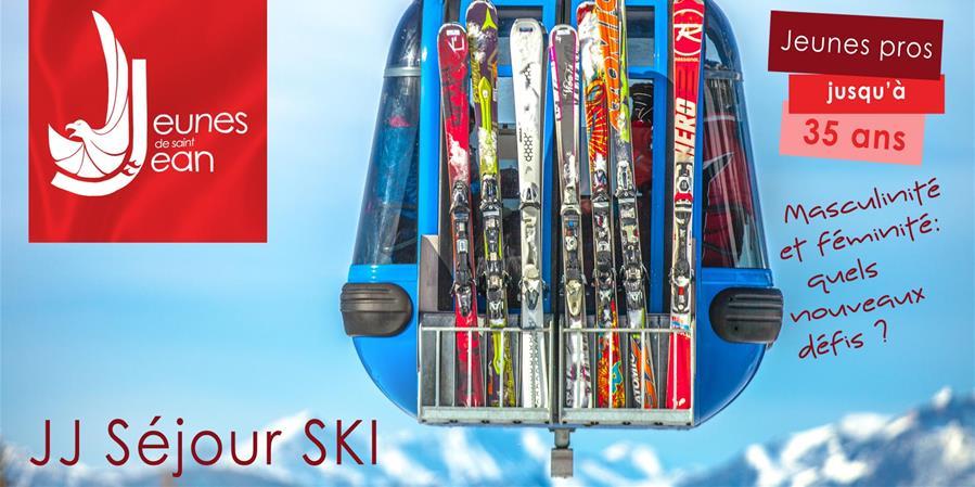 JJ Séjour Ski 2020 - Jeunes de St Jean