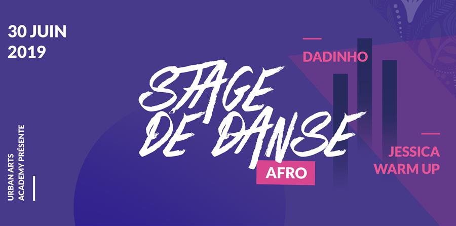 Stage de Danse Afro - association Urban Arts Academy