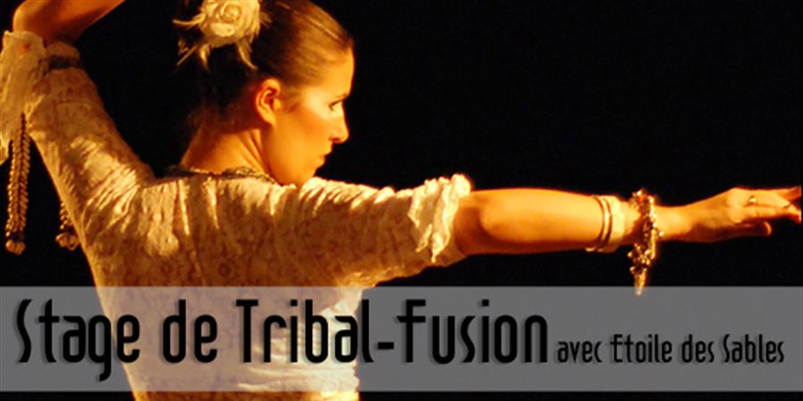 Stage d'Initiation au Tribal-Fusion - Paris 2019 - Etoile des Sables