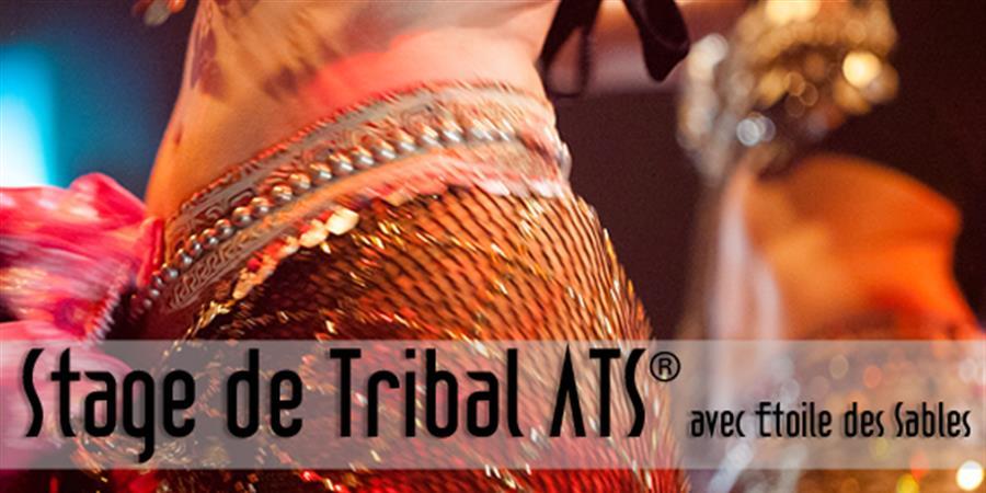Stage d'initiation à la Danse Tribale ATS® - Paris 2019 - Etoile des Sables