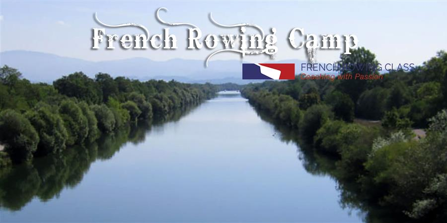 [RC17] Stage aviron 5 jours MULHOUSE 08/2019 – Déficients visuels - French Rowing Class