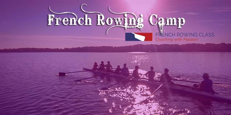 [RC16] Stage aviron 5 jours MIMIZAN 05/2019 - French Rowing Class
