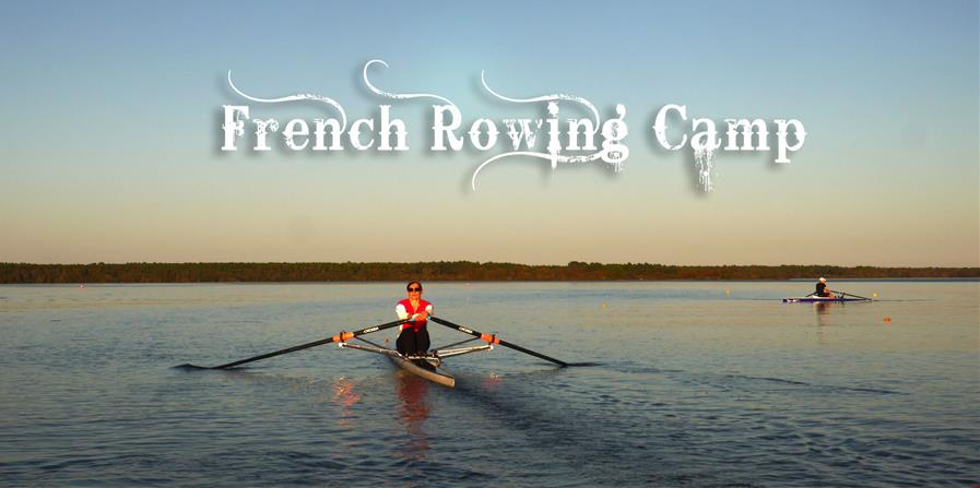[RC22] – Stage aviron 4j Centre Nautique de Mimizan 05/2020 - French Rowing Class