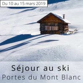 Séjour Ski Combloux - GLS Rennes