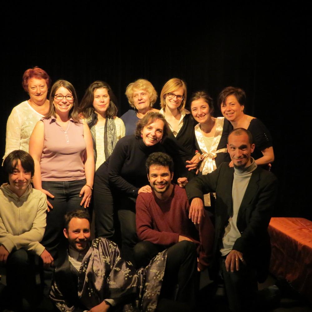 cours de théâtre - Atelier  théâtre à Montmartre