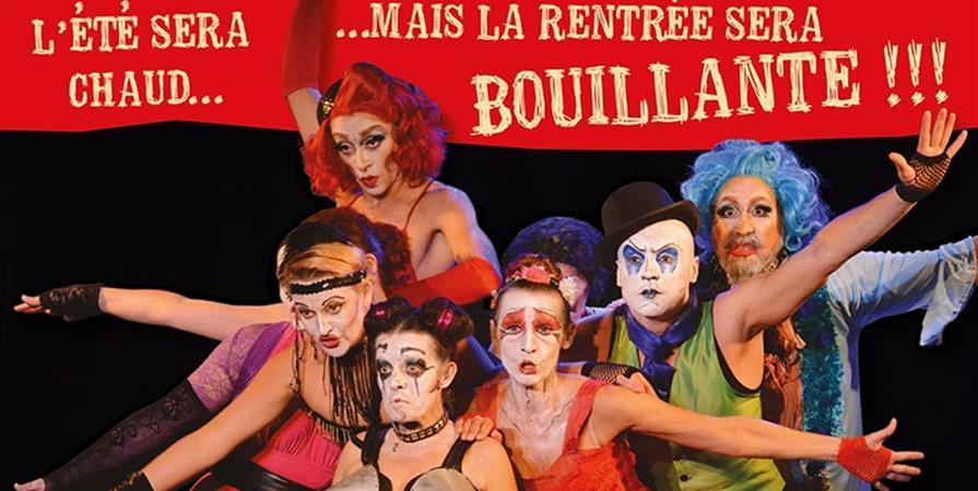 """Le théâtre Marie-Jeanne présente son """"Cabaret Ouverture"""" - Association Gecko"""