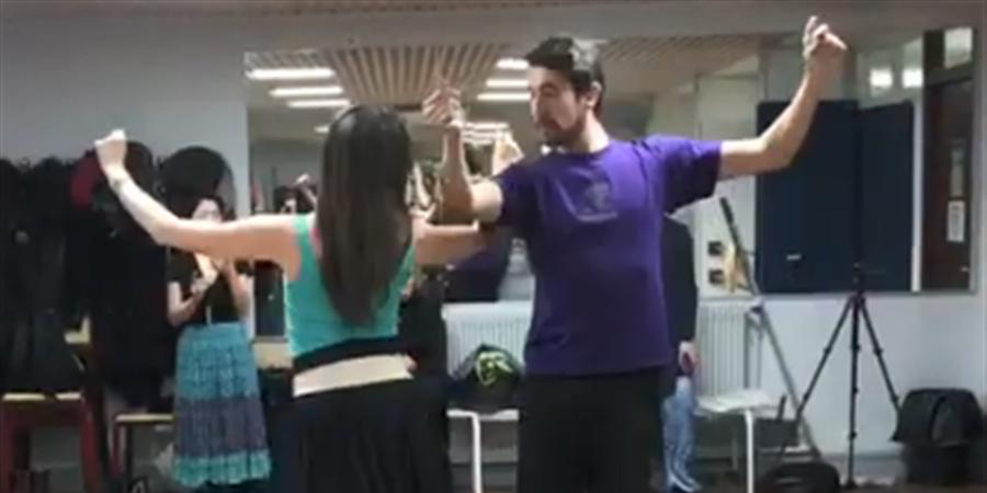 Argentine folklore class - Association Tango Paris