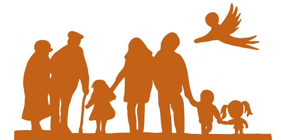 Dans la famille en deuil : le bébé, l'enfant, l'adolescent - Pour une éducation bien-Veillante