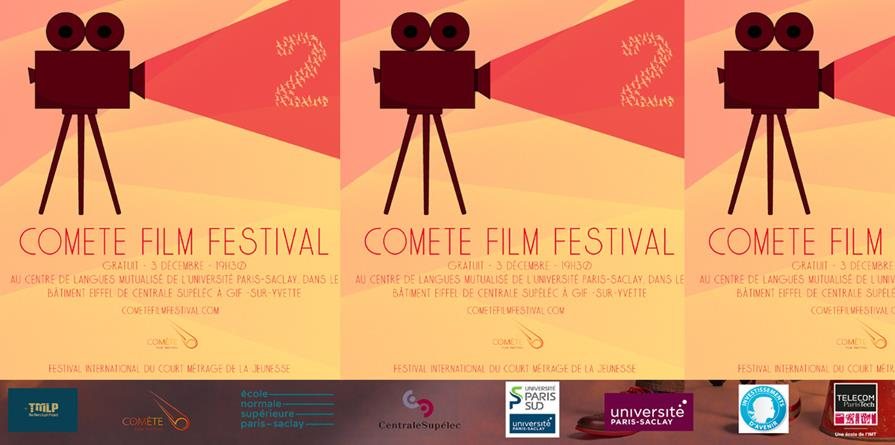 (Movie Nights) Comète Film Festival - Best Foreign Film Category - MAR 3/12  - TMLP Ciné Xanadu