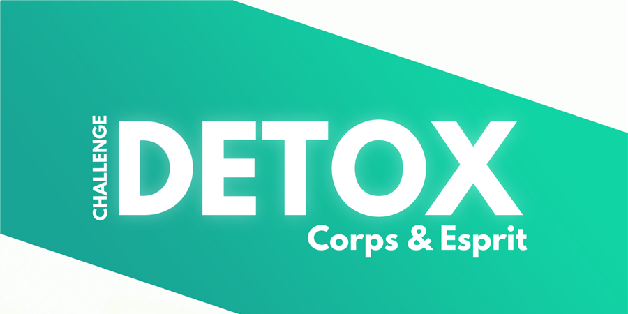 Challenge Detox - Corps et Esprit - HYPNOSE SHIATSU MARSEILLE