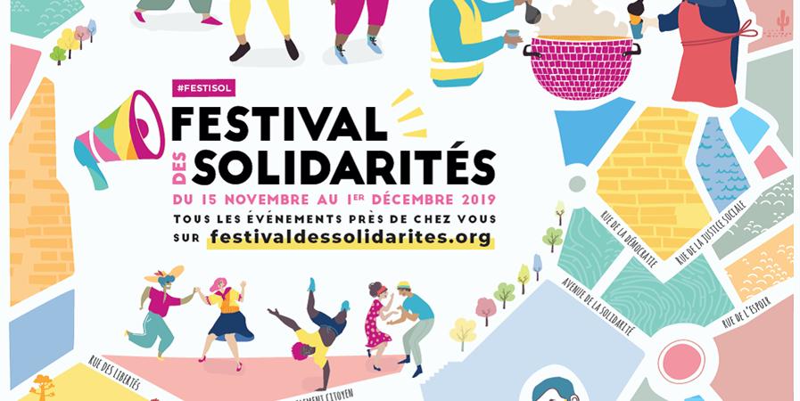 Le Brunch des Solidarités - Haïti en vie