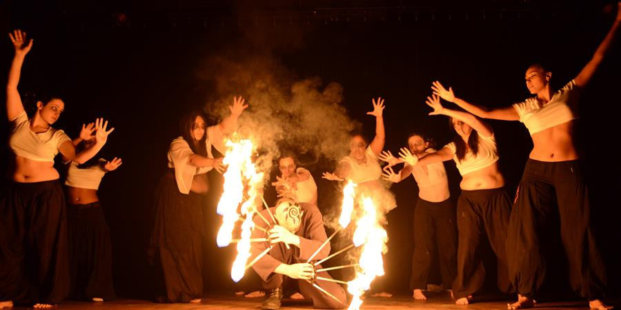 Fire Dance Day 2019 - Tribal Geek Summer Event - Association Tribal Geek