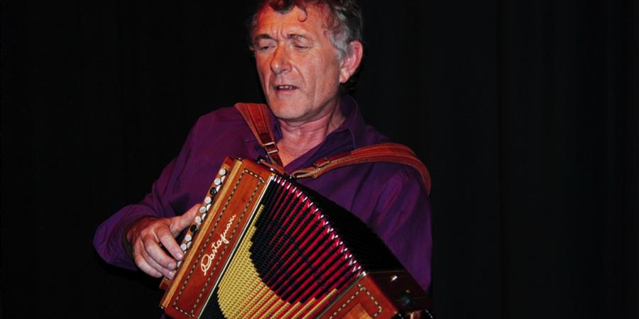 Stage Accordéon avec François Heim - Bretelles du Monde