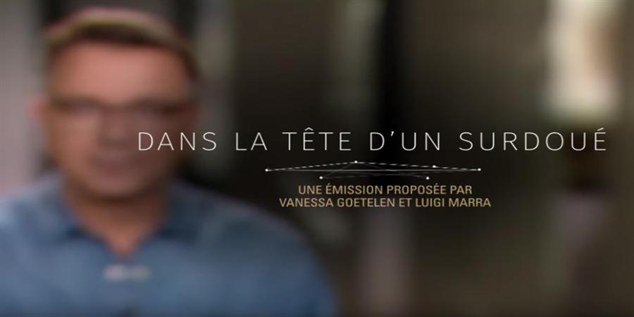 PROJECTION DÉBAT : DANS LA TÊTE D'UN SURDOUÉ  - Fédération ANPEIP-France