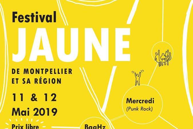 Le Festival Jaune - Le Nouveau Monde - Montpellier
