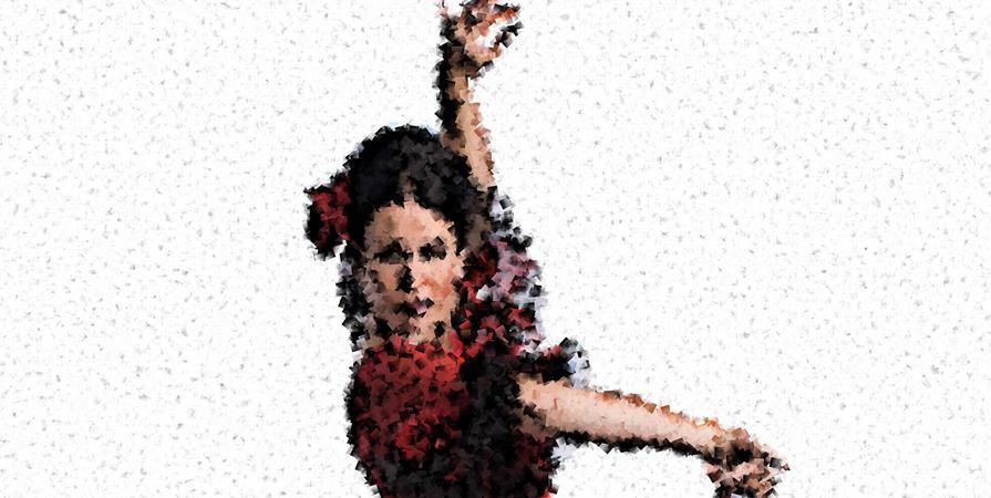 Atelier Découverte du Flamenco - Violeta