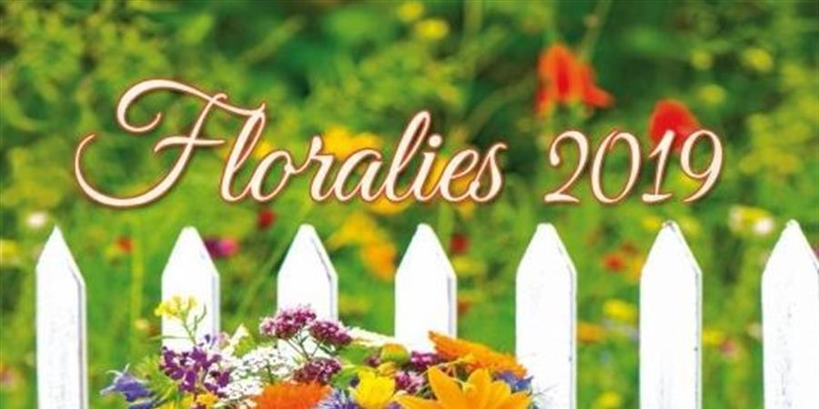 Les Floralies de Nantes  -  Médiagraph