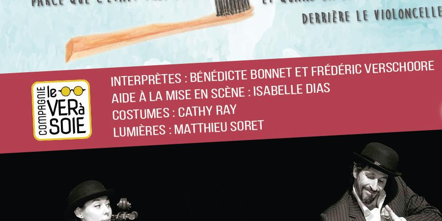 Chapeau M. Satie ! • Cie Le Ver à Soie - Maison Pour Tous - Salle des Rancy