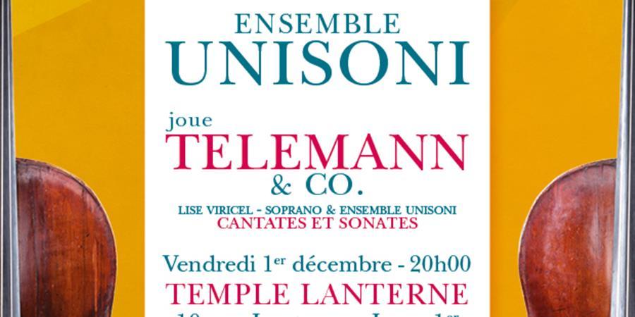 TELEMANN & CO - Baroque & Compagnie