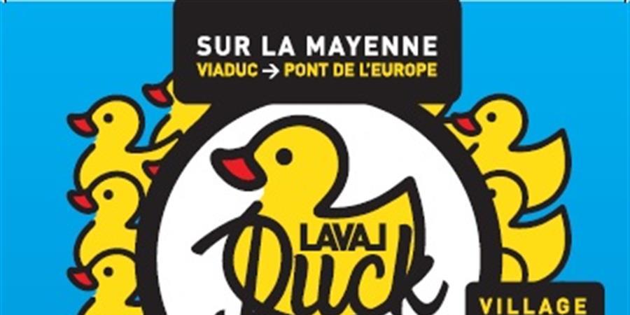 Duck Race Laval - TR53 Event