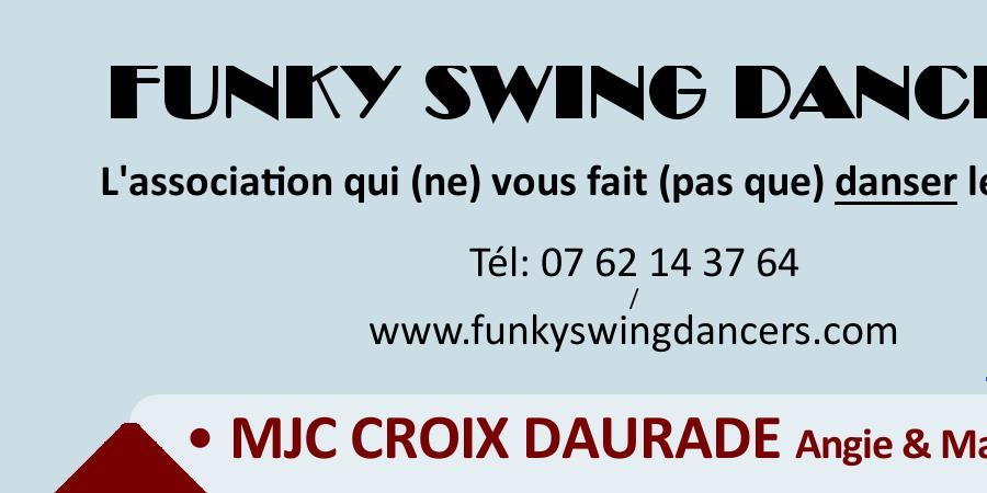 Cours de Swing saison 2018/19 - Funky Swing Dancers