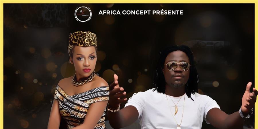 Vivre ensemble  - Africa concept