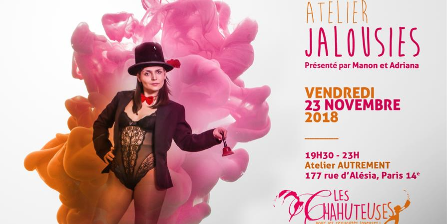 Atelier Jalousies - Les Chahuteuses