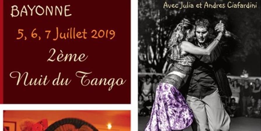 2ème Nuit du Tango à Bayonne - tango barrio