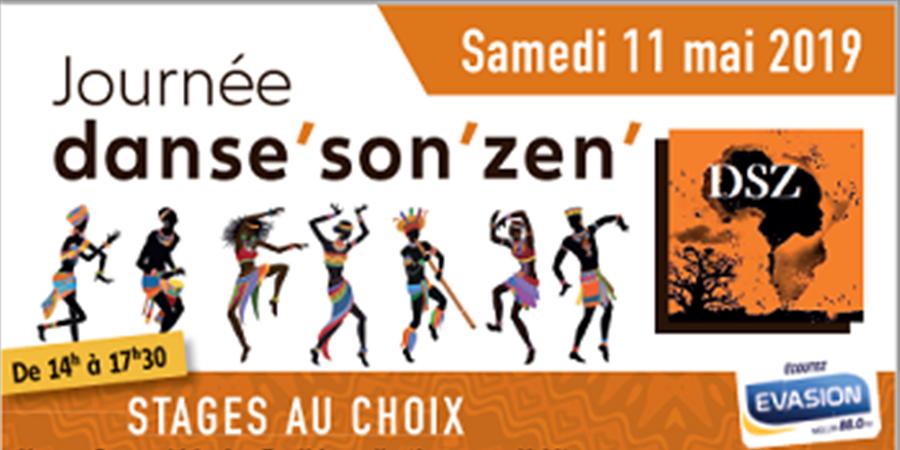 JOURNEE DANSE' SON' ZEN' - Danse'Son'Zen'
