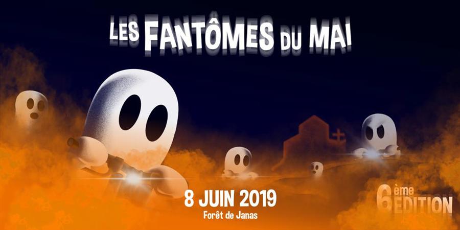 Les Fantômes du Mai 2019 - CSMS Cyclotourisme