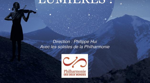 Lumières ! 13 Janvier 2018 - Association des Concerts Populaires