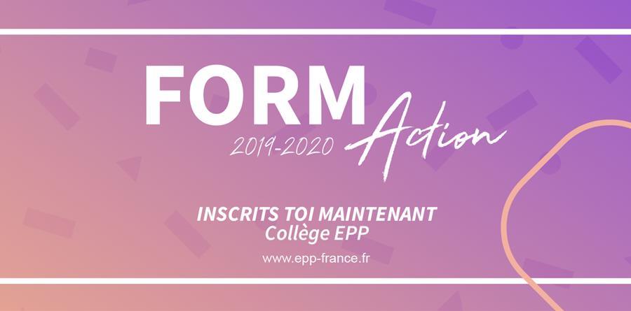 FORMACTION 2019-2020 - 7 VIE EST BELLE