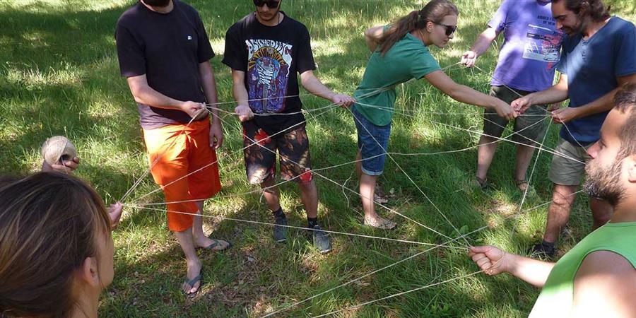 Transmettre la permaculture - La Roche à Miel
