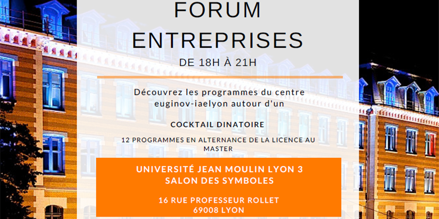 Forum Entreprises - Association OGSE