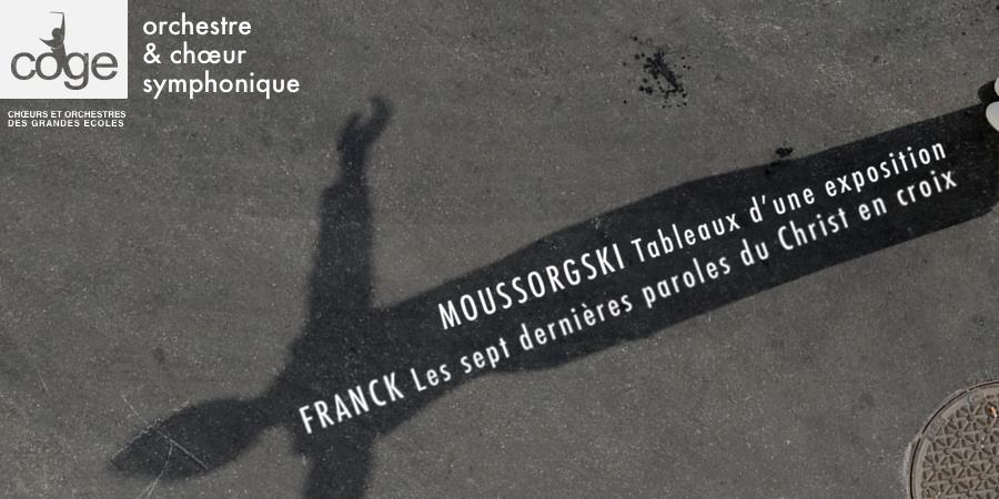 Formation Symphonique du COGE − Vendredi 29 mars - Musique en Grandes Écoles