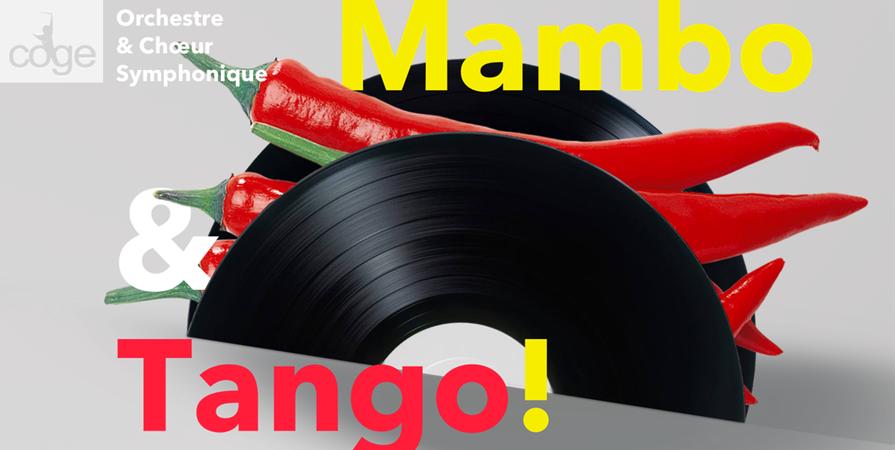Mambo & Tango ! Concert de la Formation Symphonique - Vendredi 14 juin - Musique en Grandes Écoles