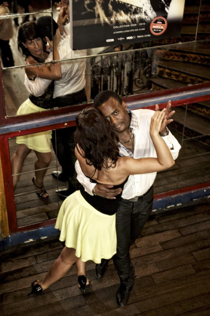 Kizomba - Association KADANSES LATINES