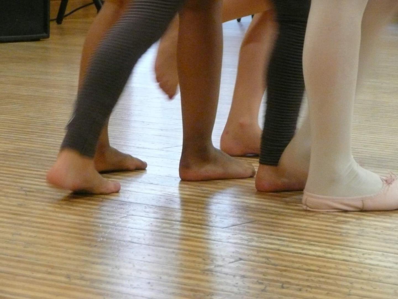 Eveil et initiation à la danse - Danse Ad Lib
