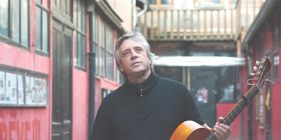 Concert de flamenco - dimanche 7 octobre 2018 - ENVOLUDIA