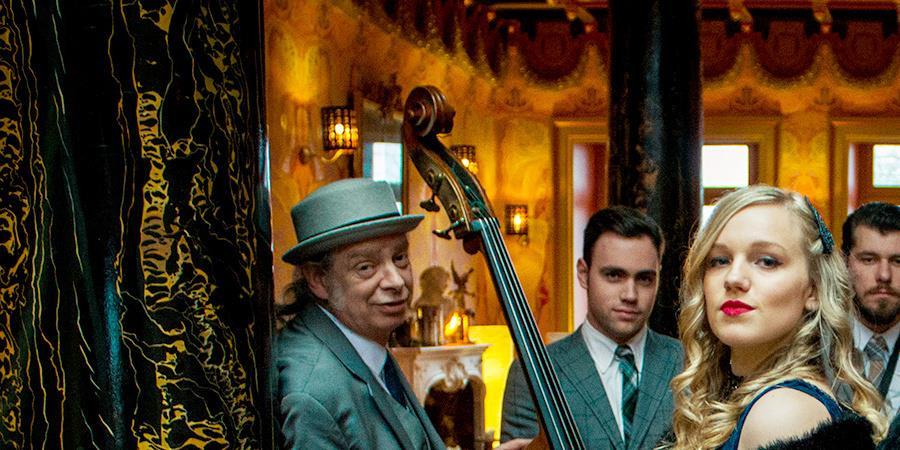 Festival Jazz à la Sout 2018 Concert événement Galaad Moutoz Swing Orchestra  - Musique(s) en Marche