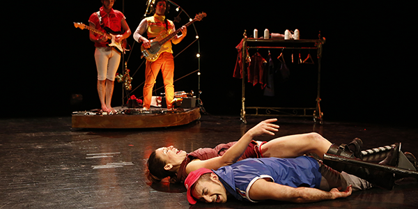 "07/06/19 ""C'est quand qu'on va où ?"" - Cirque Galapiat - La Loggia"