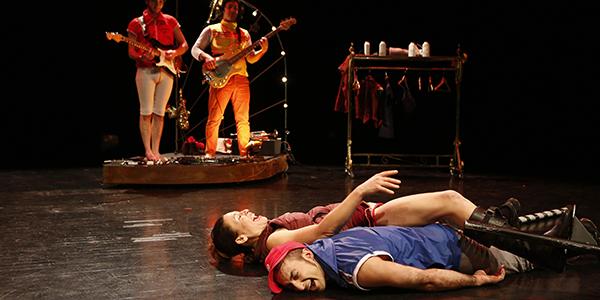 "09/06/19 ""C'est quand qu'on va où ?"" - Galapiat Cirque - La Loggia"