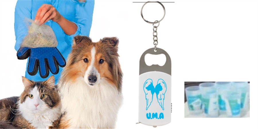 Vente de goodies - Urgence Maltraitance Animale (UMA)