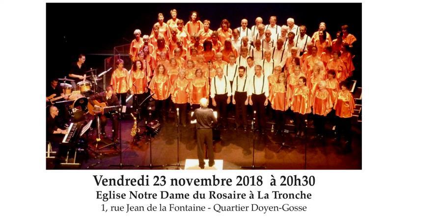 CONCERT CLAP YO HANDS - Les Blouses Roses Grenoble