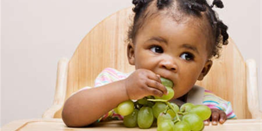 Une alimentation végétale : à partir de quel âge ?  - Merci Bernard