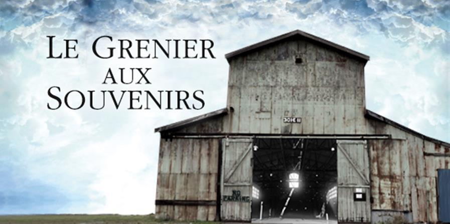 LE GRENIER AUX SOUVENIRS - Théâtre de l'Escale